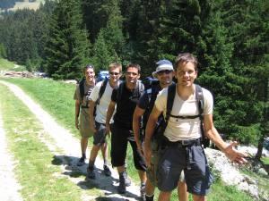Wanderweekend 2006